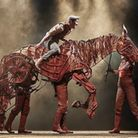 The National Theatre production of War Horse. Picture: Brinkhoff/Mögenburg