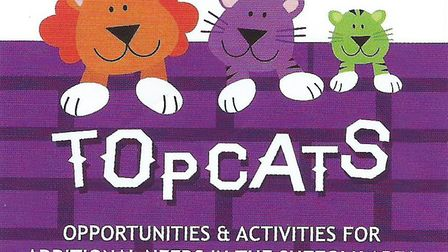 The TOPCATS logo. Pictures: Mick Howes