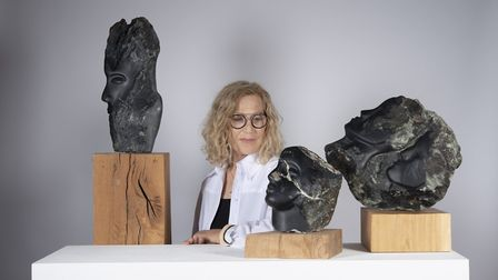 Ahuva Zeloof exhibtion, Imperfection, is on at DIBA Art London from August 20