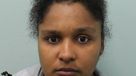 Monique Roach, 24, of no fixed address was sentenced to seven years after pleading guilty to one cou