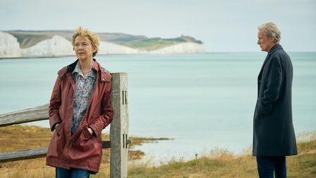 Annette Bening and Bill Nighy star in Hope Gap