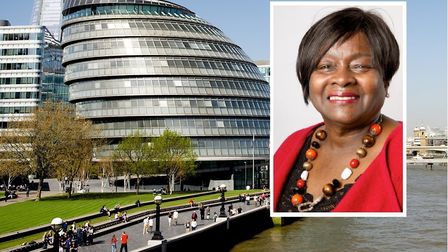 London Assembly education chair Jennette Arnold. Pictures: London Assembly (inset) and Mike Brooke