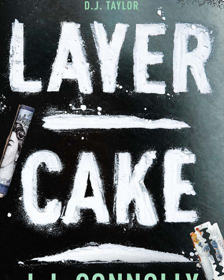 Author JJ Connolly wrote the novel Layer Cake twenty years ago