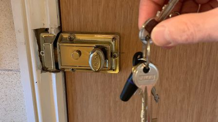 Calls have been made to extend the eviction ban. Picture: Archant