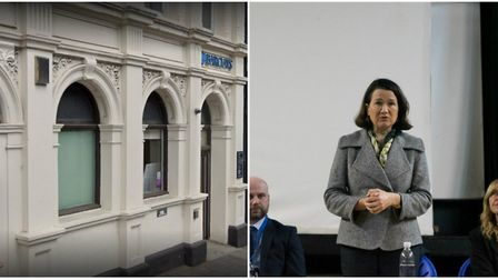 Hornsey and Wood Green MP Catherine West has written to Barclays to object the closure. Picture: Goo