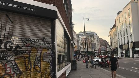 Residents say the night-time economy is shifting away from Old Street Roundabout towards areas like
