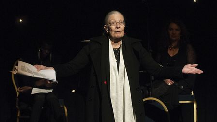 Vanessa Redgrave will take part in two fundraising events for The Freud Museum in Hampstead