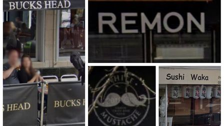 Camden Council has published inspection reports which led to zero and one-star hygiene ratings for r