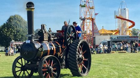 The 44th Grand Henham Steam Rally. Pictures: Mick Howes
