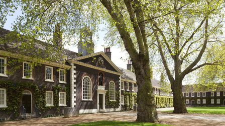 The Museum of the Home, formerly the Geffrye Museum. Picture: The Museum of the Home