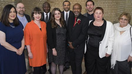 Haringey's cabinet of June 2018, including Cllr Noah Tucker (back row, far left). Only five remain -