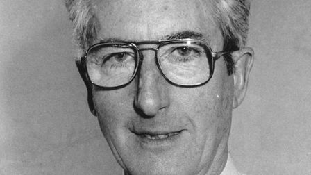 John Bernard-Potter helped steer the paper into the digital age. Picture: Courtesy of the Potter Fa
