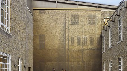 Hackney Town Hall was one of the previous winners of the Hackney Design Awards. Picture: Hackney Cou