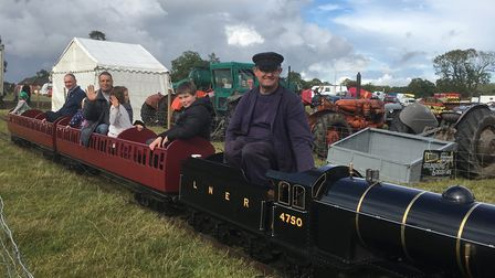 A scene from the Grand Henham Steam Rally last year. Picture: David Hannant