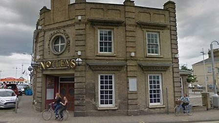 Police are appealing for witnesses after a 19-year-old man was attacked at Notleys on Sunday morning