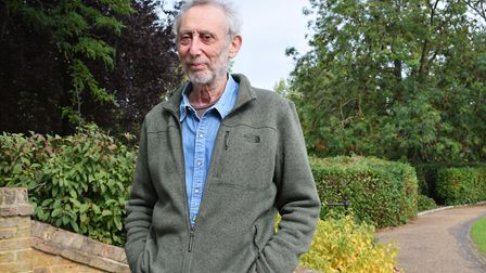 """Michael says the support he and his family have received in Muswell Hill has been """"absolutely terrif"""