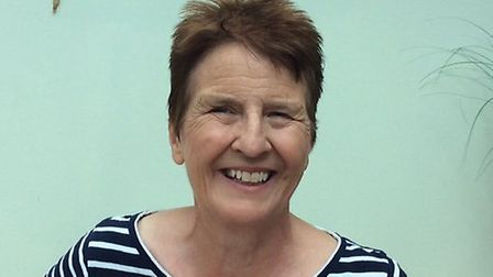 Lorna Stather, a retired teacher, has volunteered for the NSPCC Speak Out Stay Safe service for four