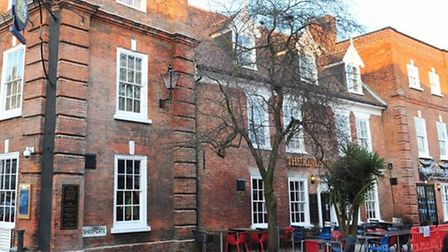 The Kings Head Hotel in Beccles. Picture: Archant.