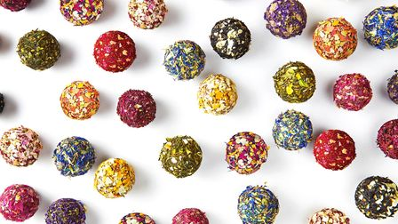 A selection of Noshy truffles. Picture: Noshy
