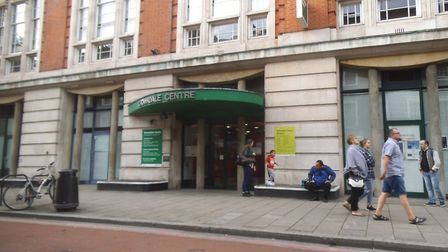 The Crowndale Centre in Mornington Crescent. Picture: David Howard (Flickr, CC by SA 2.0)