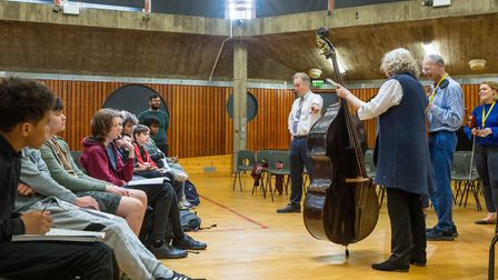 Orchestra of the Age of Enlightenment takes up permanent base at Acland Burghley School