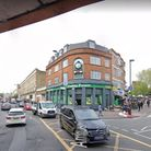 Gridlock in Amhurst Road, Hackney Central - where the council is considering putting up traffic filt