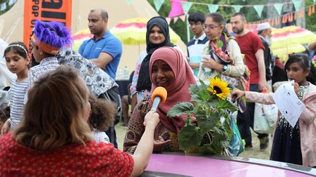 The People Speak at an past event in Newham. Picture: The People Speak