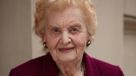 Helen Taylor Thompson OBE, 1924-2020. Picture: Mildmay