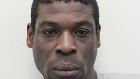 """Philip Oyelade, a """"one-man Maida Vale crime wave"""". Picture: Met Police"""