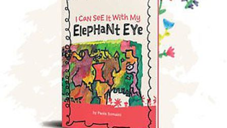 The cover of I Can See It With My Elephant Eye