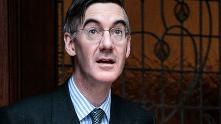 Womad woes for Jacob Rees-Mogg (Photo by Jack Taylor/Getty Images)