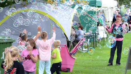 There was fun for all the family at the Oulton Broad Gala Day. Picture: Mick Howes