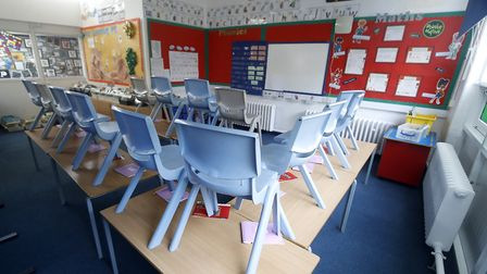 Some schools began a phased reopening on June 1 and have had to adapt to revised government rules. P