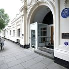 The BBC studios at Maida Vale in London. The broadcaster is leaving the famous studios to move to a