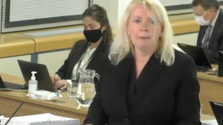 Jenni Richards QC, counsel to the Infected Blood Inquiry. Picture: Infected Blood Inquiry
