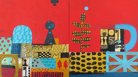 David Shillinglaw's Rewilding exhibition is on show at Jealous North Gallery in Crouch End