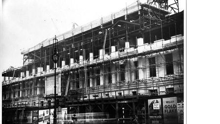The north elevation. Picture: AJ Thomas Archive