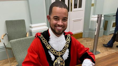 """Cllr Adam Jogee said Haringey """"must never forget"""" the responsibility to tackle racism. Picture: Cllr"""