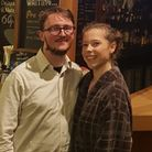 Harry Quirk and Sian Websdale are graduates of Seagull Theatre productions. Photo: Judith betts