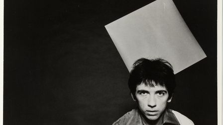 UNITED KINGDOM - JANUARY 01: Photo of Pete SHELLEY and BUZZCOCKS; Pete Shelley (approx 1978) (Phot