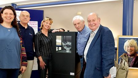 The Tamsyn Imison Award for Halesworth Community Project of the year was launched on Tuesday at an e