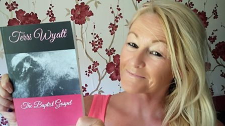 Terri Wyatt, who has written a book dedicated to her daughter. Picture: Terri Wyatt