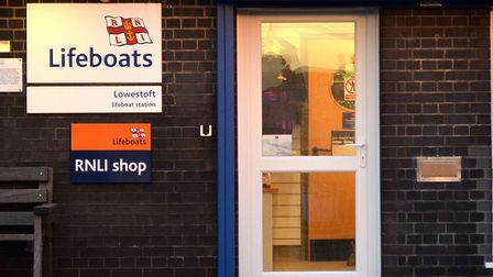 Fundraisers from the RNLI Lowestoft Lifeboat will hold a coffee morning event next week. Picture: MICK HOWES