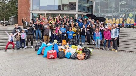 Pure Clean Earth is set to hold a Trashology beach clean-up in Lowestoft. Picture: Pure Clean Earth
