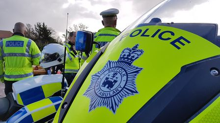 Suffolk police face a high volume of calls requiring an immediate or priority response Picture: RACH