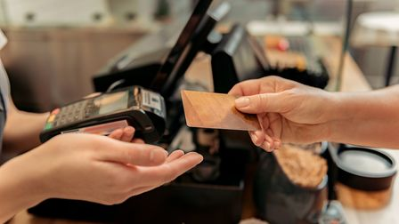 A bank card was taken by Hayley Webb. Photo: YakobchukOlena/Getty Images/iStockphoto
