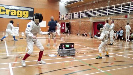 Three members of Great Yarmouth and Waveney Fencing Club have qualified for the British Fencing Yout