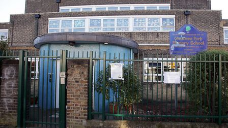 Gladstone Park Primary School received a negative Ofsted report (pic credit: Jonathan Goldberg)