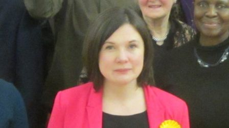 Emily Frith has been selected as Lib Dem candidate for the Hampstead and Kilburn seat