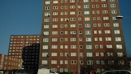 The number of empty homes are among the highest in London